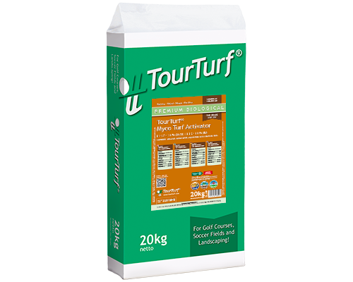 Mycorrhizae for turf